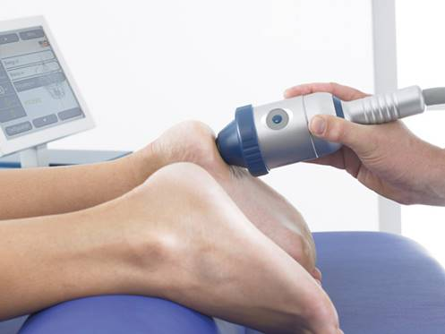 Extracorporeal Shockwave Therapy (ESWT)